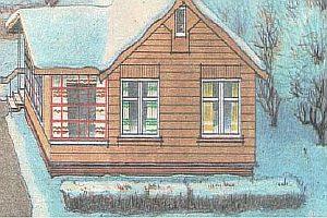 Водяной теплый пол на деревянный пол